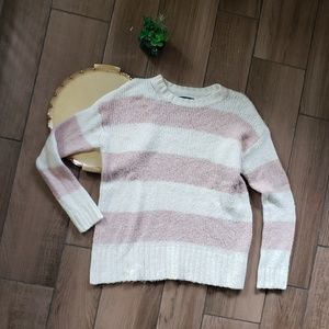 American eagle the jegging fit striped Sweater XL